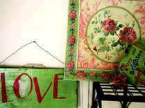 Love Photo from the Starry Night Cottage in Eureka Springs, Arkansas
